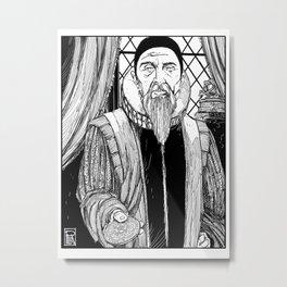 Dr. John Dee Metal Print