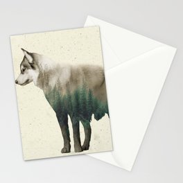 I am a Forest Stationery Cards