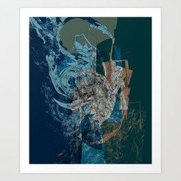 101221 Art Print
