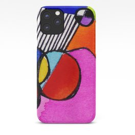 Magical Thinking 7A6 by Kathy Morton Stanion iPhone Case
