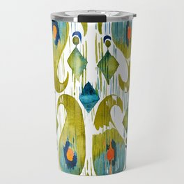 Balinese Pattern 09 Travel Mug