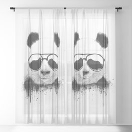 Stay Cool Sheer Curtain