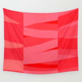 Red Slate Wall Tapestry