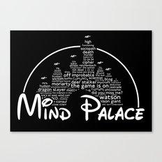 Mind Palace Canvas Print