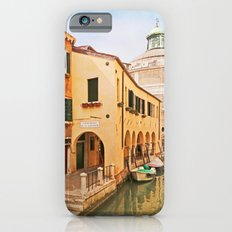 A Venetian View - Sotoportego de le Colonete - Italy Slim Case iPhone 6s