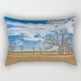 Build up and Boab Rectangular Pillow