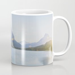 Swiftcurrent Lake Coffee Mug