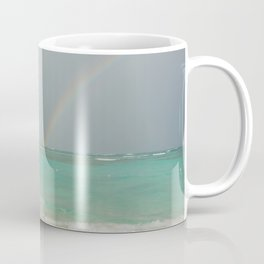 Double rainbow Punta cana Coffee Mug