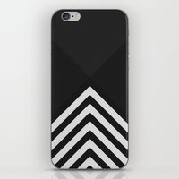 runner iPhone & iPod Skins featuring Runner by osores