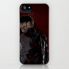 Hannibal Lecter TV iPhone Case
