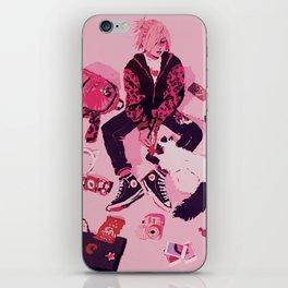 Yuri on Ice - Yurio iPhone Skin