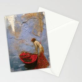 Queen of the Grotto Stationery Cards
