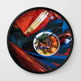 Spice Wall Clock
