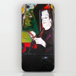 The Munsters Herman Munster iPhone Skin