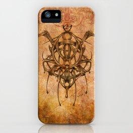 Zodiac:  Aquarius iPhone Case