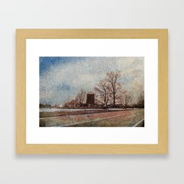 What Once Was Framed Art Print