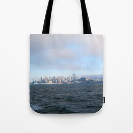 SF from the Bay Tote Bag