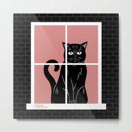 Morion, House of Cats Metal Print