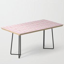 Tie Dye Roses Coffee Table
