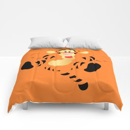 Bouncing Baby Tigger Comforters
