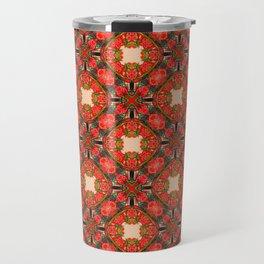 Flower pattern no.7 Travel Mug