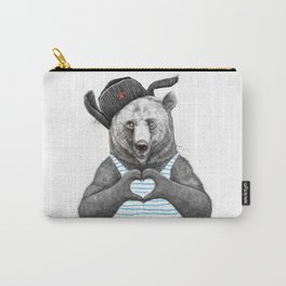 from russia with love Carry-All Pouch