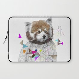 RED PANDA by Jamie Mitchell and Kris Tate Laptop Sleeve