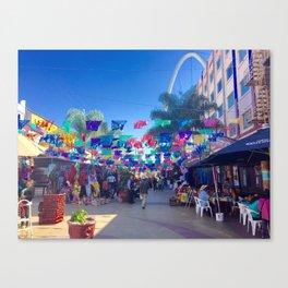 Tijuana Mexico adventure Canvas Print
