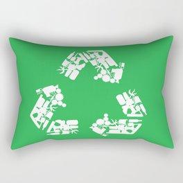 Change Is Everything Rectangular Pillow
