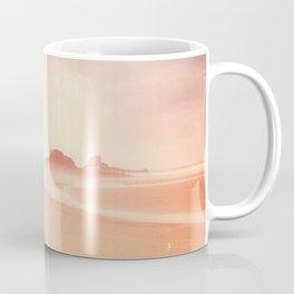 Technicolor Beach Dreams Coffee Mug