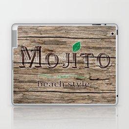 mojito beach style classic Laptop & iPad Skin