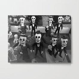 Catrinas Metal Print