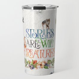 Stories Travel Mug