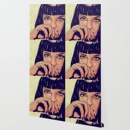 Mia Wallace Wallpaper