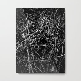 Bramble's Bite Metal Print