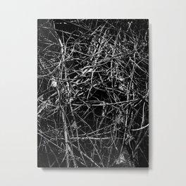 Bramble's Bite Metal Print