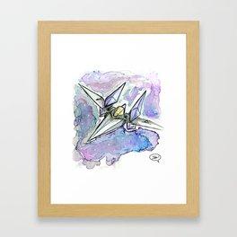 peppy Framed Art Print
