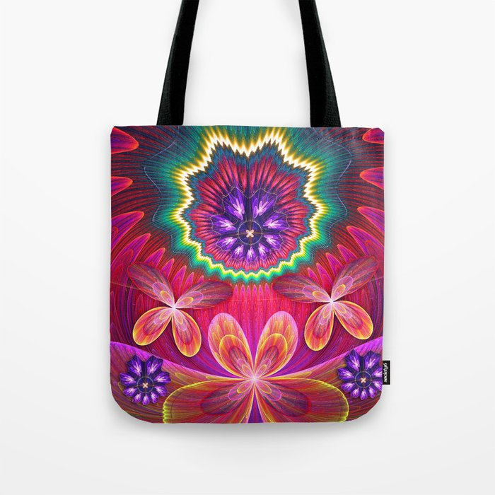 On their way to butterfly heaven Tote Bag