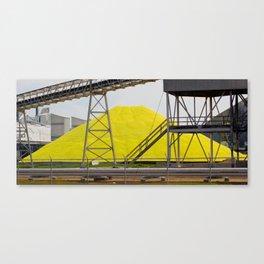 Chemical Canvas Print