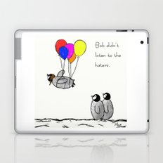 To be a Flying Penguin Laptop & iPad Skin