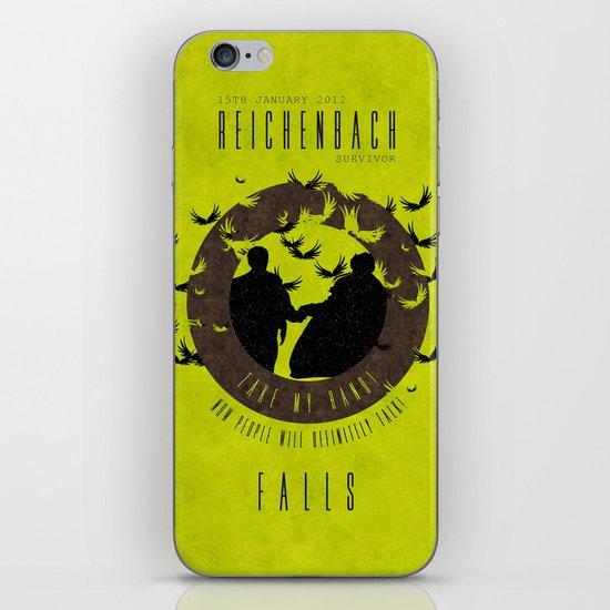 Take My Hand : Sherlock iPhone & iPod Skin
