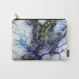 Marble through Tree Branches Carry-All Pouch