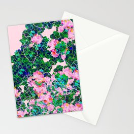 Cherry Blossom Girl Stationery Cards