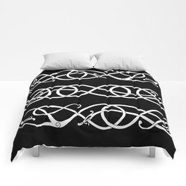 Urnes Style Ornament V Comforters