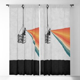 Looking for the right angle ... Blackout Curtain