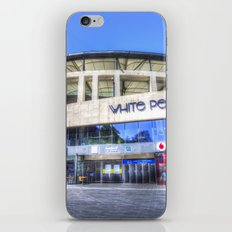 Besiktas JK Stadium Istanbul iPhone & iPod Skin