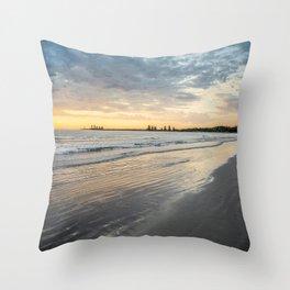 Sunrise at Port Fairy Throw Pillow