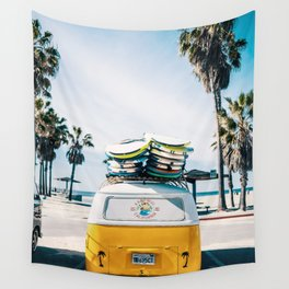 Surf life Wall Tapestry