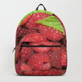 Raspberries Backpack
