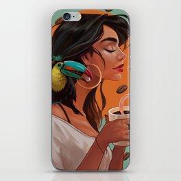 Americano iPhone Skin